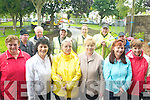 PARK: Residents and workers involved in the upgrading works at Kerins O'Rahilly Memorial Park in Tralee last Friday included, front l-r: Joan Murphy, Kathleen O'Brien, Joan Beirne, Cllr Maisie Houlihan, Mairead Moriarty, Margaret Dillane. Back, l-r: Matthew Sweeney, John Heaslip, Martin Farrell, Liam Goggin, Richard Flahive and Billy Lyons.   Copyright Kerry's Eye 2008