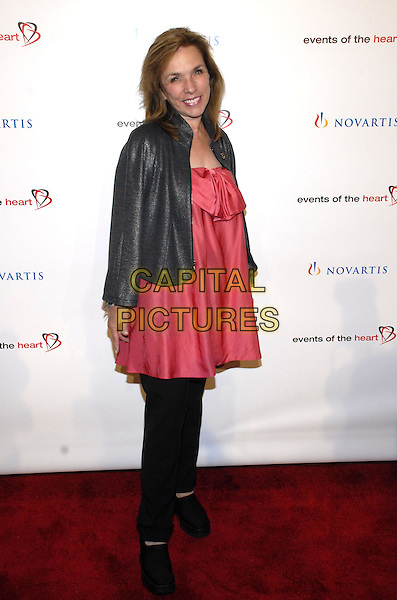 "MARSHA NORMAN.Attending Events of the Heart, a non-profit organization co-founded by Pamela Serure and Carole Isenberg, holds its first annual fundraising gala entitled ""Heart On!"" at Jazz at Lincoln Center, New York City, NY, USA, 1 October 2007.full length grey jacket pink coral dress over black trousers.CAP/ADM/BL.©Bill Lyons/Admedia/Capital Pictures *** Local Caption ***"