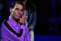 Rafael Nadal Premiazione<br /> Flushing Meadows 09/09/2019 US Open<br /> Tennis Grande Slam 2018 <br /> Photo Antoine Couvercelle /Panoramic / Insidefoto <br /> ITALY ONLY