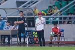 AC Milan Coach Vincenzo Montella gestures during the International Champions Cup 2017 match between AC Milan vs Borussia Dortmund at University Town Sports Centre Stadium on July 18, 2017 in Guangzhou, China. Photo by Marcio Rodrigo Machado / Power Sport Images
