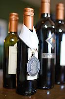 1/2/2011- Wines at Dos Cabezas Wineworks, in Sonoita, Arizona. (Photo by Pat Shannahan)