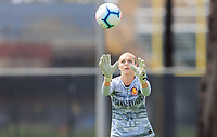 Long Beach, CA - Saturday March 23, 2019: The Utah Royals of the National Women's Soccer League (NWSL) played a friendly game/scrimmage versus U.S.C. at George Allen field on the campus of Long Beach State.