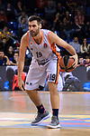 Turkish Airlines Euroleague 2017/2018.<br /> Regular Season - Round 8.<br /> FC Barcelona Lassa vs Valencia Basket: 89-71.<br /> Fernando San Emeterio.