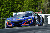 IMSA WeatherTech SportsCar Championship<br /> Mobil 1 SportsCar Grand Prix<br /> Canadian Tire Motorsport Park<br /> Bowmanville, ON CAN<br /> Friday 7 July 2017<br /> 93, Acura, Acura NSX, GTD, Andy Lally, Katherine Legge<br /> World Copyright: Richard Dole/LAT Images<br /> ref: Digital Image DOLE_CTMP_17_00192