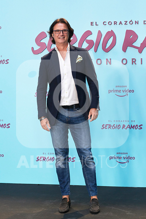 Potty in the world preview of EL CORAZÓN DE SERGIO RAMOS, documentary series about the life of the captain of Real Madrid and the Spanish Soccer Team, at the Reina Sofía Museum on September 10, 2019 in Madrid, Spain.<br />  (ALTERPHOTOS/Yurena Paniagua)