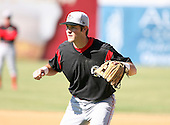 2007 Williamsport Crosscutters.Class-A affiliate of the Philadelphia Phillies.New York-Penn League.Photo By:  Mike Janes