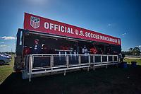 Lakewood Ranch, FL - December 01, 2017: 2017 Development Academy Winter Showcase & Nike International Friendlies at Premier Sports Campus at Lakewood Ranch, FL.
