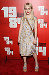 Sophia Anne Caruso attends the Broadway Opening Night Party for George Orwell's '1984' at The Lighthouse Pier 61 on June 22, 2017 in New York City.
