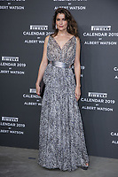 "Laetitia Casta attends the gala night for official presentation of the Presentation of the Pirelli Calendar 2019 ""The cal"" held at the Hangar Bicocca. Milan (Italy) on december 5, 2018. Credit: Action Press/MediaPunch ***FOR USA ONLY***"