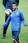 Israel's Almog Cohen during training session. March 23,2017.(ALTERPHOTOS/Acero)