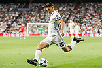 Marco Asensio Willemsen of Real Madrid in action during their 2016-17 UEFA Champions League Quarter-finals second leg match between Real Madrid and FC Bayern Munich at the Estadio Santiago Bernabeu on 18 April 2017 in Madrid, Spain. Photo by Diego Gonzalez Souto / Power Sport Images