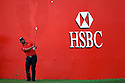 Pablo Larrazábal (ESP) during the final round of the Abu Dhabi HSBC Golf Championship played at Abu Dhabi Golf Club 19-22 January 2017.(Picture Credit / Phil Inglis)