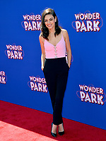 """LOS ANGELES, CA. March 10, 2019: Mila Kunis at the premiere of """"Wonder Park"""" at the Regency Village Theatre.<br /> Picture: Paul Smith/Featureflash"""