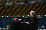 DSG meeting<br /> <br /> AM Plenary General DebateHis<br /> <br /> <br />  Her Excellency Theresa May, Prime Minister, United Kingdom of Great Britain and Northern Ireland