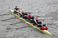 Crew: 45   Thames RC   MasD.8+<br /> <br /> Veterans' Head of the River Race 2018<br /> <br /> To purchase this photo, or to see pricing information for Prints and Downloads, click the blue 'Add to Cart' button at the top-right of the page.