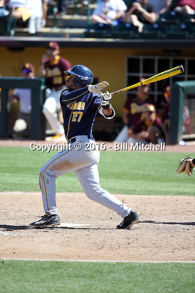 Devin Pearson - 2016 California Golden Bears (Bill Mitchell)