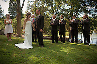 Copyright Justin Cook    September 10, 2011..ANDY AND BROOKE