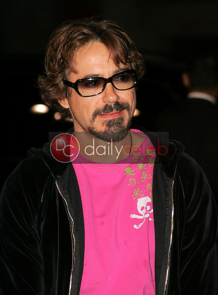 Robert Downey Jr<br />at the world premiere of &quot;Get Rich Or Die Tryin&quot;. Graumans Chinese Theatre, Hollywood, CA. 11-02-05<br />Dave Edwards/DailyCeleb.com 818-249-4998