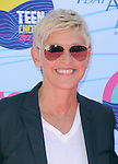 Ellen DeGeneres at FOX's 2012 Teen Choice Awards held at The Gibson Ampitheatre in Universal City, California on July 22,2012                                                                               © 2012 Hollywood Press Agency