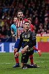 Juventus' Cristiano Ronaldo during UEFA Champions League match, Round of 16, 1st leg between Atletico de Madrid and Juventus at Wanda Metropolitano Stadium in Madrid, Spain. February 20, 2019. (ALTERPHOTOS/A. Perez Meca)