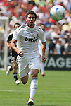 09 August 2009: Real Madrid's Gonzalo Higuain (ARG). Real Madrid of Spain's La Liga defeated DC United of Major League Soccer 3-0 at FedEx Field in Landover, Maryland in an international club friendly soccer match.