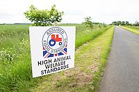 Assured Food Standards sign