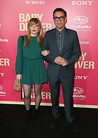 "14 June 2017 - Los Angeles, California - Natasha Lyonne, Fred Armisen.""Baby Driver"" Los Angeles Premiere held at the Ace Hotel. Photo Credit: F. Sadou/AdMedia"