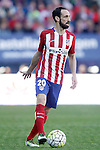Atletico de Madrid's Juanfran Torres during La Liga match. April 17,2016. (ALTERPHOTOS/Acero)