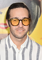 WESTWOOD, CA - FEBRUARY 02: Pete Wentz attends the Premiere Of Warner Bros. Pictures' 'The Lego Movie 2: The Second Part' at Regency Village Theatre on February 2, 2019 in Westwood, California.<br /> CAP/ROT/TM<br /> ©TM/ROT/Capital Pictures