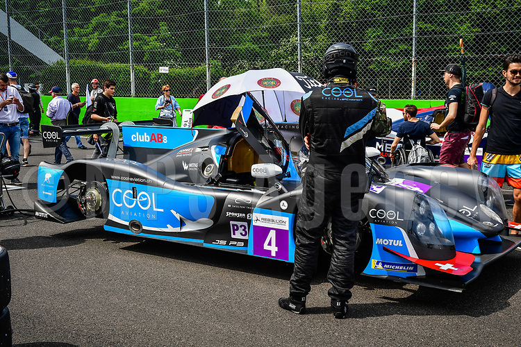 #4 COOL RACING (CHE) LIGIER JS P3 NISSAN LMP3 ALEXANDRE COIGNY (CHE) ANTONIN BORGA (CHE) IRAJ ALEXANDER (CHE)