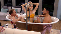 Shane Jenek - AKA Courtney Act, Ashley James and Andrew Brady.<br /> Celebrity Big Brother 2018 - Day 10<br /> *Editorial Use Only*<br /> CAP/KFS<br /> Image supplied by Capital Pictures