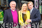 Grace Sheehan pictured with Enda Kenny in Killarney on Friday.