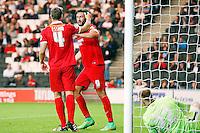 MK Dons vs Leyton Orient 11-08-15