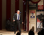John Larroquette.during the Broadway Opening Night Performance Curtain Call for 'Gore Vidal's The Best Man' at the Gerald Schoenfeld Theatre in New York City on 4/1/2012