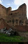 Templum Divi Augusti Temple of Deified Augustus Forum Romanum Rome