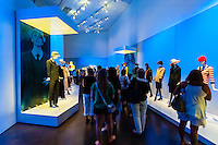 Yves Saint Laurent: The Retrospective, a sweeping retrospective of the designer's 40 years of creativity, featuring a stunning selection of 200 haute couture garments, Denver Art Museum, Denver, Colorado USA (DAM was the only U.S. location to show this exhibition).