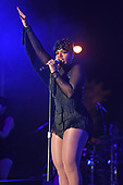 MIAMI GARDENS FL - MARCH 17: Fantasia performs during Day 1 at Jazz In The Gardens at Hand Rock Stadium on March 17, 2018 in Miami Gardens, Florida. : Credit Larry Marano © 2018