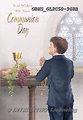 John, COMMUNION, KOMMUNION, KONFIRMATION, COMUNIÓN, paintings+++++,GBHSGL2C50-968B,#u#