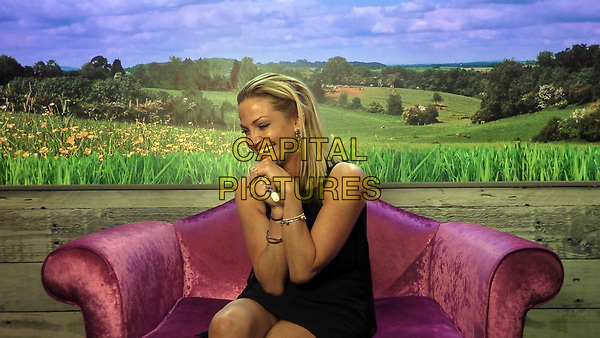 Celebrity Big Brother 2017<br /> Sarah Harding.<br /> *Editorial Use Only*<br /> CAP/KFS<br /> Image supplied by Capital Pictures