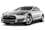 Tesla Model S 85 Electric Sedan 2014