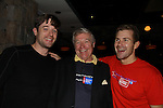 One Life To Live's Tom Degnan - Jerry verDorn - Josh Kelly at the Daytime Stars and Strikes Charity Event to benefit the American Cancer Society at the Bowlmore Lanes, New York City, New York. (Photo by Sue Coflin/Max Photos)
