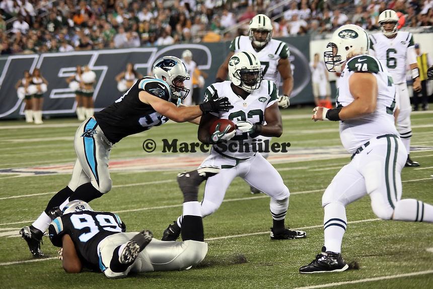 RB Shonn Greene (Jets) setzt sich durch