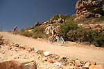 Mountain Bike Race through the Cedarberg Mountains, Western Cape South Africa