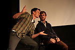 Team Submarine at Sketchfest NYC, 2008. Sketch Comedy Festival at the Upright Citizen's Brigade Theatre, New York City.