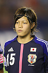 Yushika Nakamura (JPN), .AUGUST 26, 2012 - Football / Soccer : .FIFA U-20 Women's World Cup Japan 2012, Group A .match between Japan 4-0 Switzerland .at National Stadium, Tokyo, Japan. .(Photo by Daiju Kitamura/AFLO SPORT)