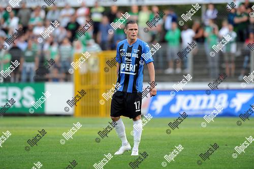 2012-08-23 / Voetbal / seizoen 2012-2013 / Rupel-Boom / Nick Van der Westerlaken..Foto: Mpics.be