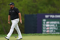 Shane Lowry (IRL) on the 14th green during the final round at the PGA Championship 2019, Beth Page Black, New York, USA. 20/05/2019.<br /> Picture Fran Caffrey / Golffile.ie<br /> <br /> All photo usage must carry mandatory copyright credit (© Golffile | Fran Caffrey)