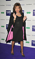LONDON, ENGLAND - OCTOBER 08: Dame Joan Collins at the Specsavers' Spectacle Wearer of the Year Awards 2019, 8 Northumberland Avenue, Northumberland Avenue on Tuesday 08 October 2019 in London, England, UK. <br /> CAP/CAN<br /> ©CAN/Capital Pictures /MediaPunch ***NORTH AMERICAS ONLY***