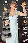 Assumpta Serna attends to the Feroz Awards 2017 in Madrid, Spain. January 23, 2017. (ALTERPHOTOS/BorjaB.Hojas)