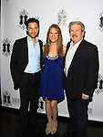 One Life To Live, Jason Tam - Marcia Tovsky - Howie Zeidman as  Marcia throws her annual party on May 9, 2013 with actors from One Life To Live and As The World for a get together at Noir in New York City, New York.  (Photo by Sue Coflin/Max Photos)